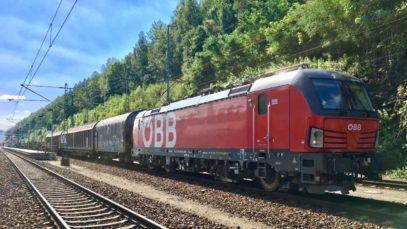 Führerstandsmitfahrt Vectron Rh1293 Elsterwerda – Oranienburg