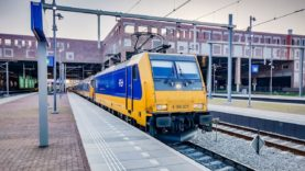 4K Cab Ride NL Rotterdam – Breda – Schiedam – Rotterdam / ICD 914 + 913 / 06-10-2019