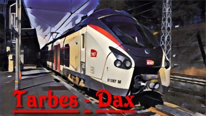 [Cab Ride] Tarbes – Dax