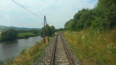 """Cabview 4K 840.003-2 RR 8364 """"Tatry"""" Muszyna – Poprad Tatry + sound – 15.07.2019"""
