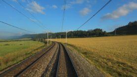 Cabview 4K Leo Express 480 001-7 Prešov – Žilina – 24.07.2019 + sound