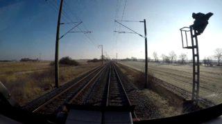 Führerstandsmitfahrt | IC 35 | Emden Hbf – Köln Hbf | BR 101