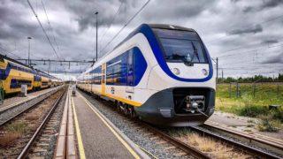 4K Cab Ride NL Amsterdam CS – Baarn – Amsterdam CS / SPR 15851 + 52 / 15-12-2019