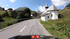 Disentis to Andermatt via Oberalp Pass – Scenic Drive Switzerland in 4K!