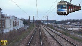 4K Cabride Cergy le Haut – Paris Saint-Lazare en Z6400