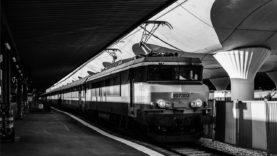 De Paris Austerlitz à Limoges Bénédictins en cabine de la BB7268