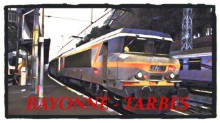 [Cab Ride] Bayonne – Tarbes