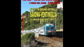 Savona-Ventimiglia cabride E.464.272 Trenord
