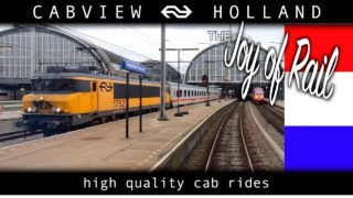Storm Ciara 5/5: Catenary problem Zwolle – Amsterdam CABVIEW HOLLAND SNG 9feb 2020