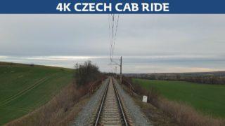 4K czech cab ride: Brno – Křenovice