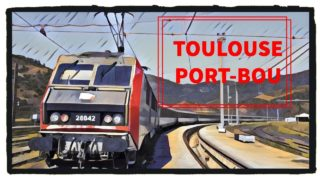 [Cab Ride] Toulouse Portbou