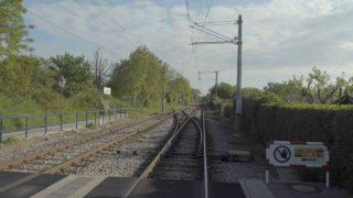 Führerstandsmitfahrt mit der Badner Bahn von Baden nach Wien