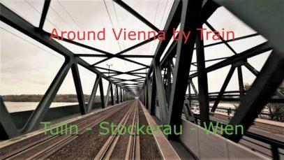 Führerstandsmitfahrt Tulln – Stockerau – Wien Jedlersdorf ÖBB 1010