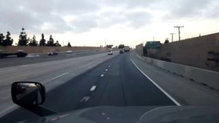 BigRigTravels Live! A trucker's Monday morning drive from Coachella to LA area for delivery 5/4/20