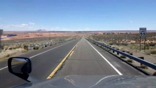 BigRigTravels LIVE! Big Water, Utah to near Bitter Springs, Arizona US 89 South-May 2, 2020