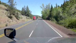 BigRigTravels LIVE! Dorris, California to Willowdale, Oregon US 97 North-May 7, 2020