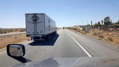 BigRigTravels LIVE! Ehrenberg, Arizona to near Coachella, California I-10 West-May 3, 2020
