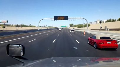 BigRigTravels LIVE! Phoenix to near Salome, Arizona Interstate 10 West-May 3, 2020