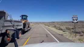 BigRigTravels US Highway 89 Southbound in southern Utah and Arizona-June 19, 2018