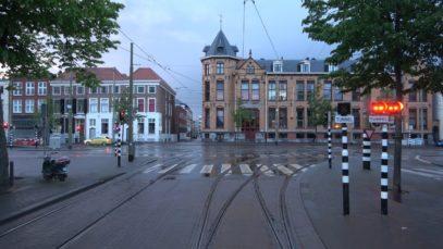 HTM tramlijn 6 Den Haag Leyenburg – Leidschendam Noord – Den Haag Leyenburg | GTL8 3071 | 2020