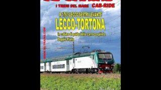 Lecco- Tortona treno del mare 1 parte