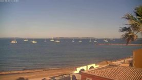 Webcam Hyères & Porquerolles / LIVE / direct