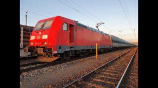 Führerstandmitfahrt von Stuttgart-Hafen nach Nürnberg Rbf über Backnang, Crailsheim und Ansbach