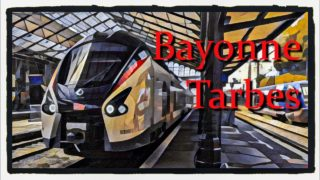 [Cab Ride] Bayonne Tarbes