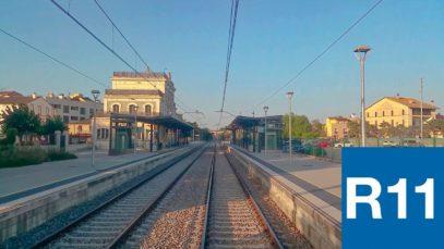 CAB RIDE MD R11 Bcn. Sants – Figueres UT S/449