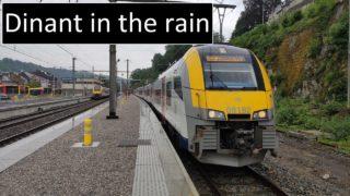 Belgian Train Driver's Cab View POV (Desiro): Brussels Airport – Dinant