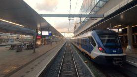 Utrecht – Schiphol – Hoofddorp Opstel CABVIEW HOLLAND VIRM 25aug 2020