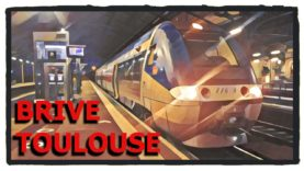 [Cab Ride] Brive – Toulouse