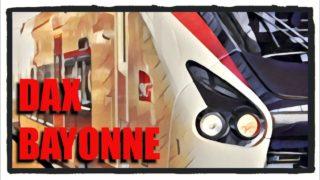 [Cab Ride] Dax – Bayonne