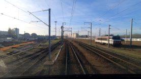 Paris St Lazare – Caen – Cherbourg à la place du conducteur !!!