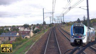 4K Paris Gare-de-Lyon – Montargis en Regio2n