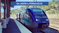 [Cab Ride] D'Agen à Périgueux en cabine du X73782