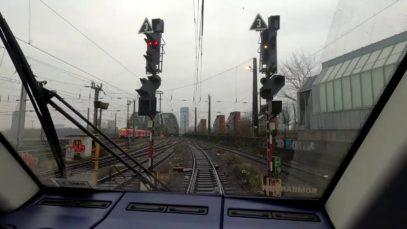 Führerstandsmitfahrt | RE7 | Köln – Münster | BR 442 (Talent2)