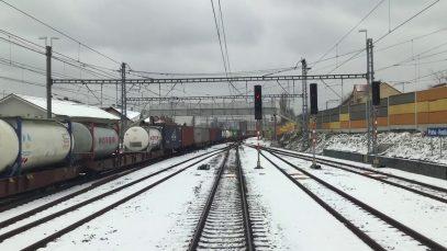 Praha Uhříněves – Děčín hlavní nádraží