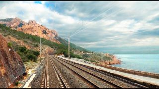 4K Cab Ride Les Arcs-Draguignan – Cannes, France (French riviera) [12.2020]