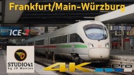 Führerstandsmitfahrt Frankfurt-Würzburg *ICE29* (ICE-T II BR411)