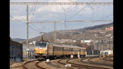 Brno Královo pole – Bohumín 4K60FPS