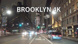 Brooklyn 4K – Night Drive