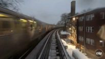 CTA's Ride the Rails: Winter Storm – Brown Line Real-time (2021)