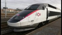 CAB RIDE DE LILLE EUROPE A BRUXELLES MIDI EN TGV R
