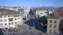 Lausanne, pont Bessières
