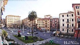 Webcam Live La Spezia (SP) – Piazza Saint Bon