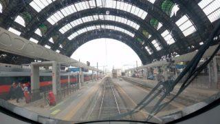 """Cab Ride MILANO-BOLOGNA (AV) """"theitaliantraindrivers"""""""
