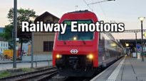 Cab ride on a Swiss double decker commuter train (S14 Hinwil – Affoltern am Albis)
