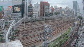 【LIVE】Tokyo Shinjuku JR Live Cam東京 新宿 鉄道 ライブカメラ【2021】